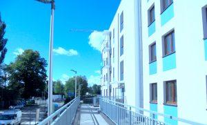 Budowa budynku mieszkalnego wielorodzinnego ul.Steyera wŚwinoujściu