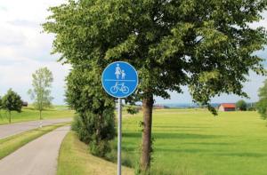 Budowa sieci tras rowerowych Pomorza Zachodniego - Trasa Pojezierzy Zachodnich, etap II przejście przezPełczyce